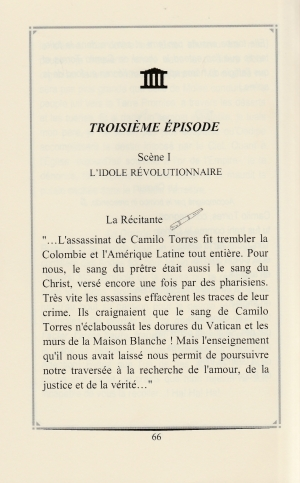P.66, Oedipe Rouge