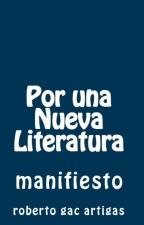 Por una nueva literatura